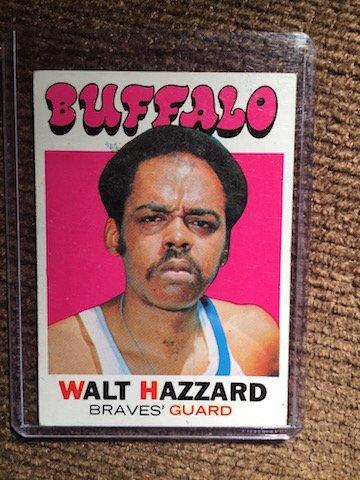 1971-71 Topps Walt Hazzard #24