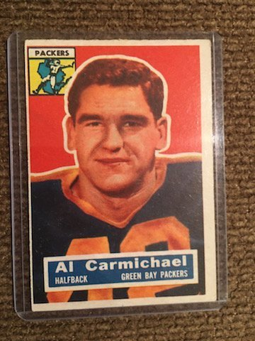 1956 Topps Al Carmichael #115