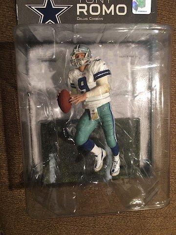 Mcfarlane Tony Romo NFL Football Figure - 2