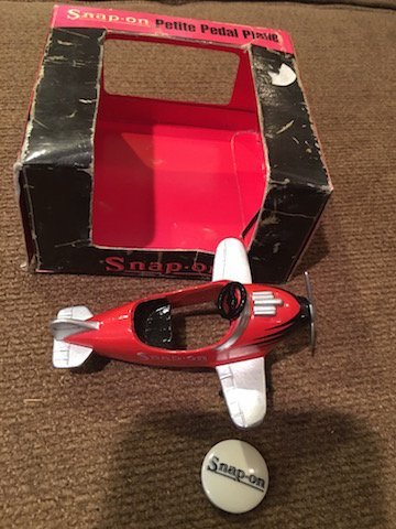 Snap On Petite Pedal Plane
