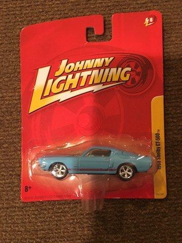 1968 Johnny Lightning 8+ JL8 Car Shelby GT-500