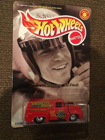 Hot Wheels Mattel Special Edition Andretti Racing