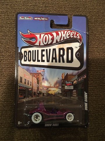 Real Riders Boulevard 8+ Show Rods Dune Daddy