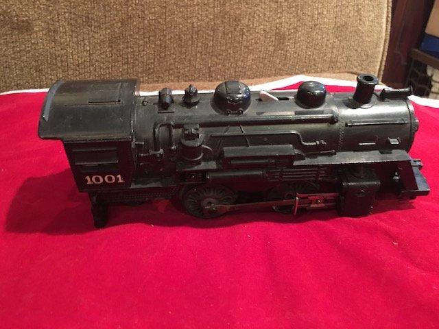 Lionel 1001 Engine - 2