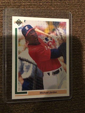 Michael jordan #23 SP1 Upper Deck Game Card