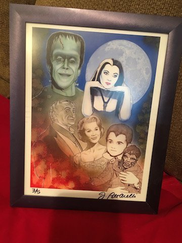 Rare Signed by Jeff Pittarelli limited edition print - 3