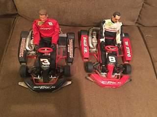 Earnhardt Jr R/C Team Edge go cart kart remote