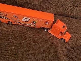 Dale Earnhardt Jr. Diecast  Looney tunes  Semi Truck - 2