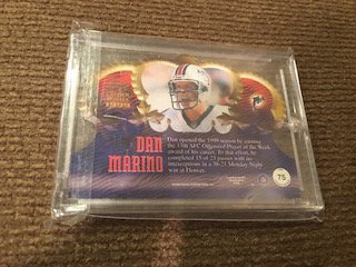 Dan Marino 1999 Crown Royale #75 - 2