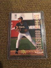 Derek Jeter 1994 classic best Gold Greensboro rookie