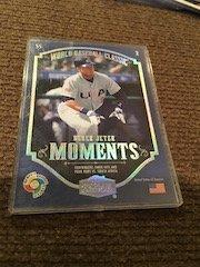 Derek Jeter World Baseball Classics Moments