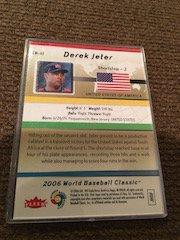 Derek Jeter World Baseball Classics Moments - 2