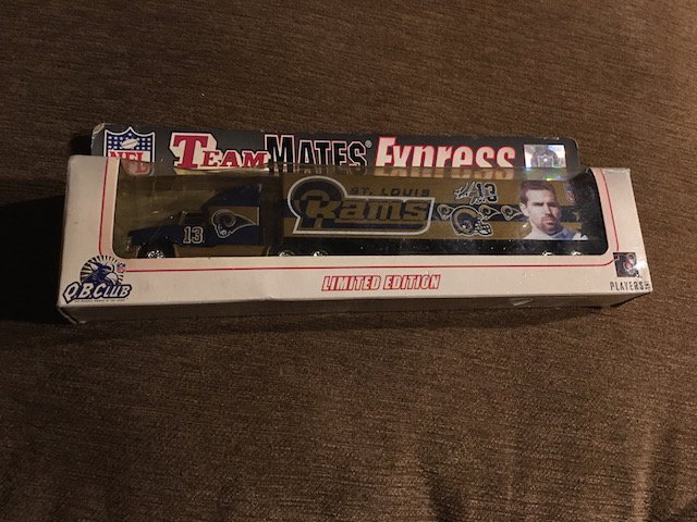 Team Mates Express Kams Platers Limited Edition Truck