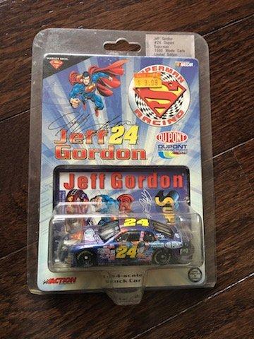 Jeff gordon #24 Superman 1999 Monte Carlo Car