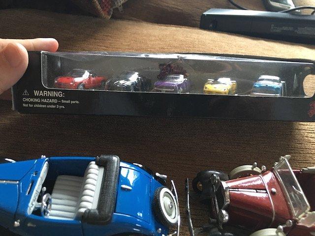 Classic Toy Car Lot - 2