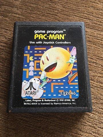 Pac-Man (Atari 2600, 1982)