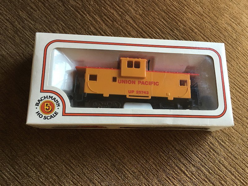 Union Pacific Bachman HO Scale Train