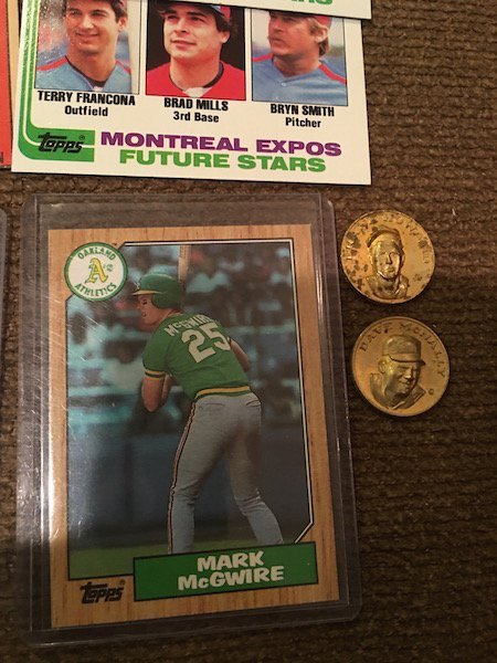 Baseball RC Vintage and 1960's Coin Lot: Terry - 2
