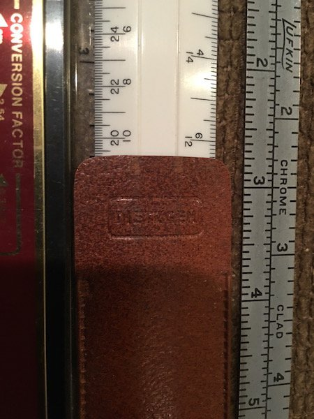 Lot of Vintage Rulers and other Misc Stuff: Futura - 3