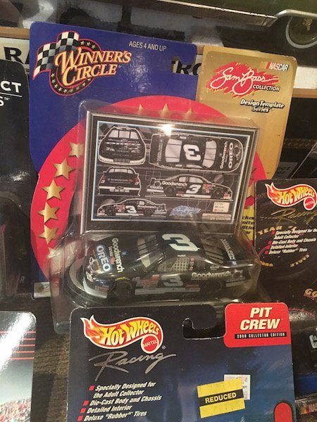 Dale Earnhardt Diecast Lot: Winners circle Select - 3