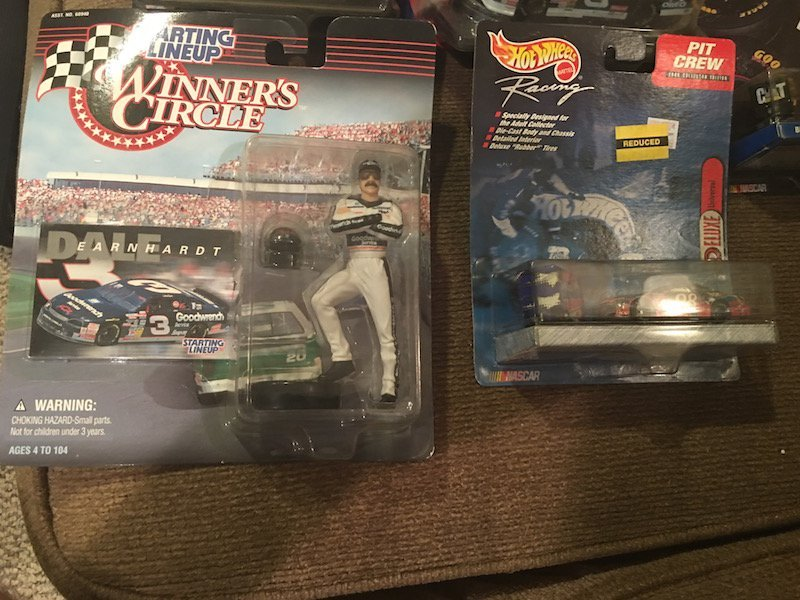 Dale Earnhardt Diecast Lot: Winners circle Select - 5