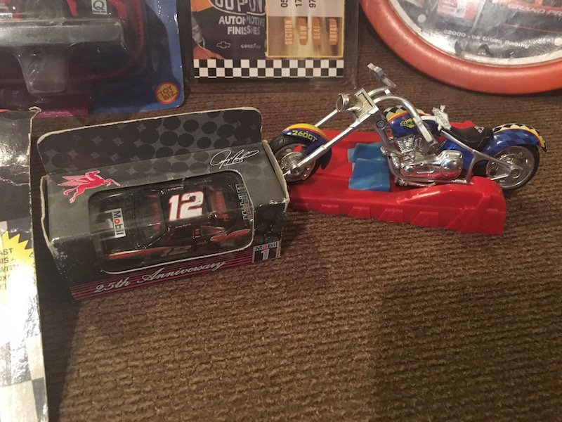 Jeff Gordon and other Diecast Car Lot with a Tony - 4