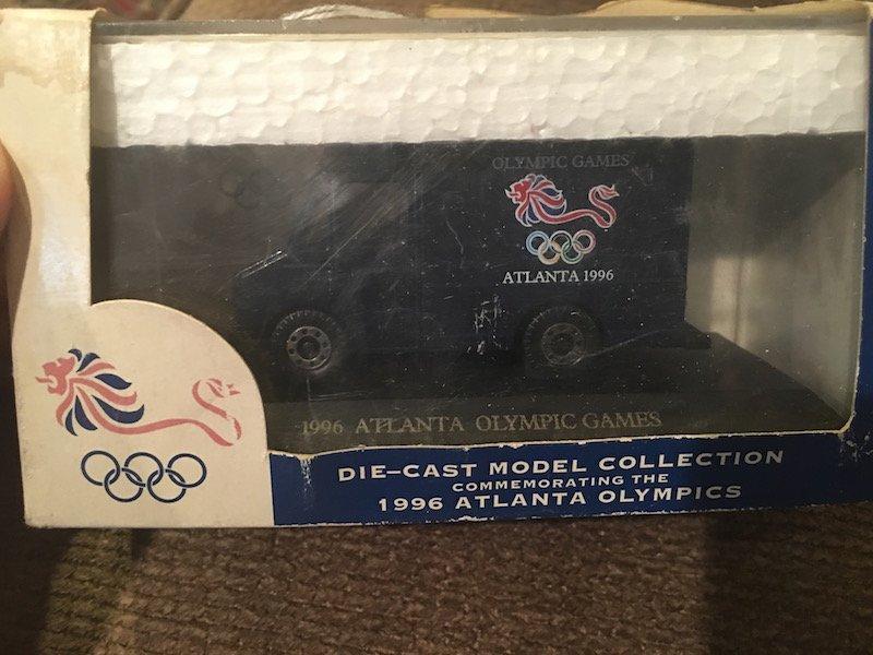 Ricky craven carolina Monarchs Zamboni and 1996 Atlanta - 4