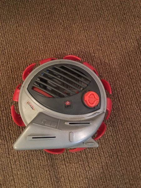 Vintage Gi joe Vehicle Cool Circular Vehicle