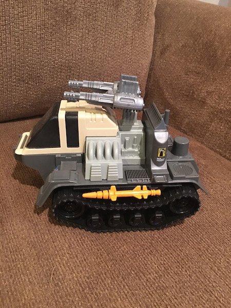Vintage Gi joe Vehicle 1987 - 2