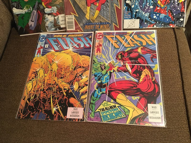 Silver Sable Comic Book Lot of 8 - 2