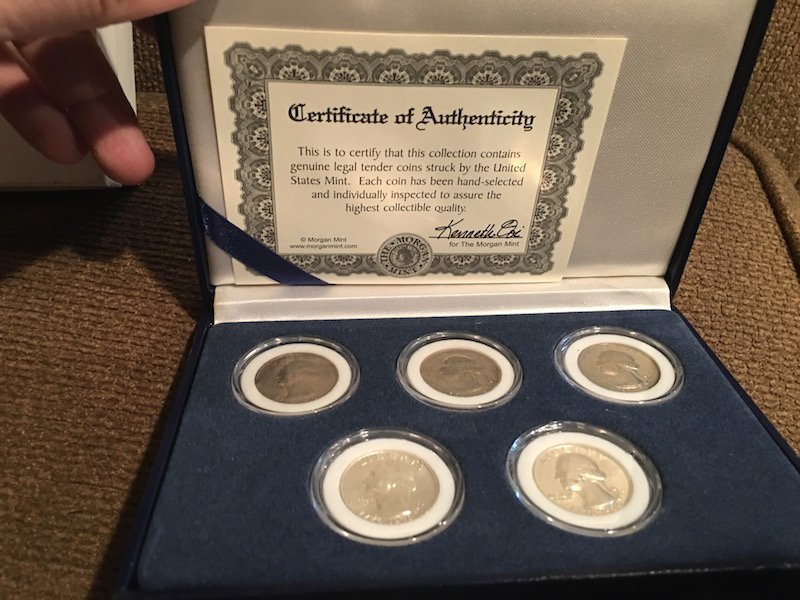 America's First Circulating Commemorative Quarter - 2