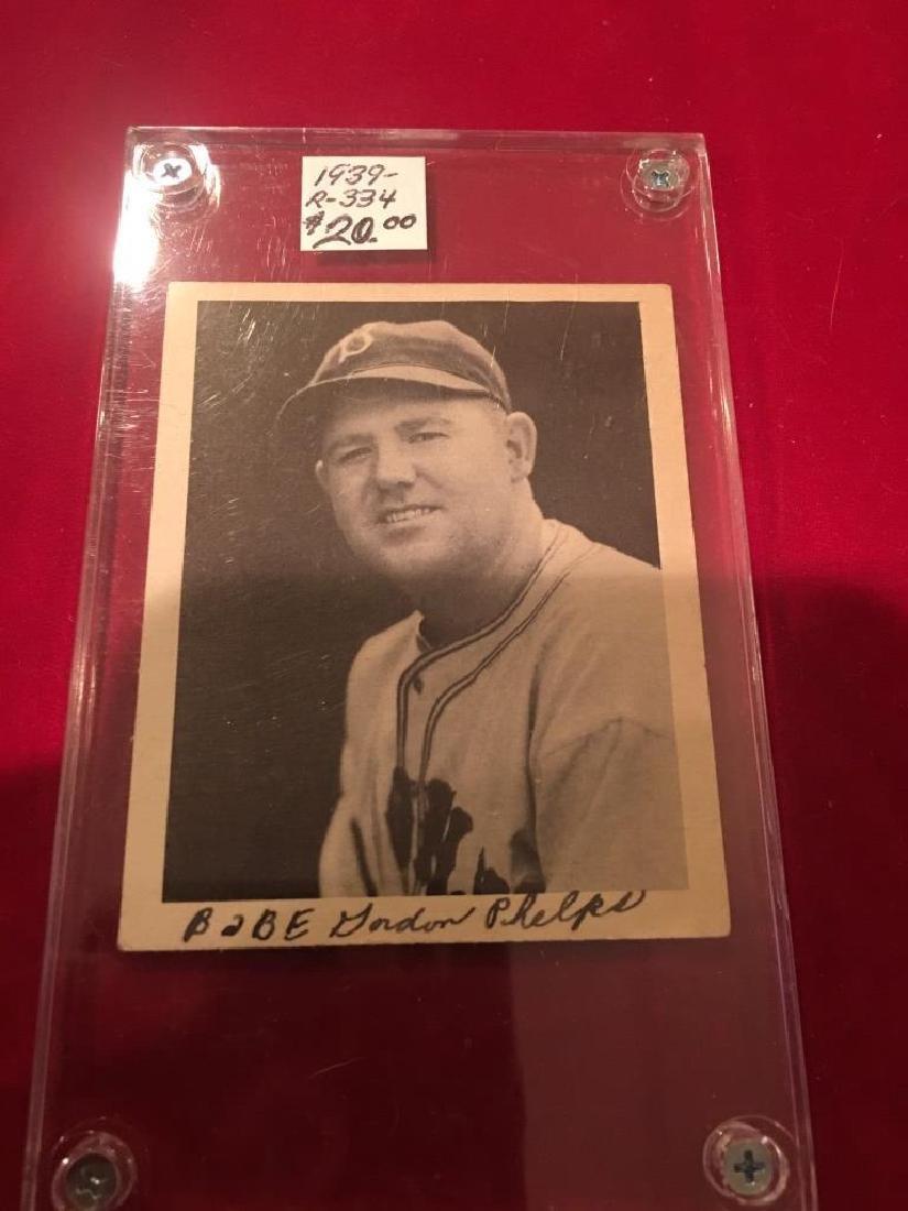 1939 PLAY BALL #96 ERNEST GORDON PHELPS