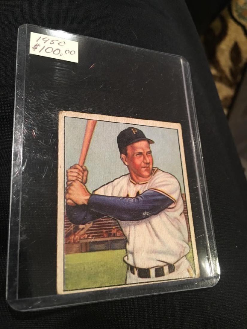 1950 BOWMAN RALPH KINER #33 (100.00) EX+- - 2