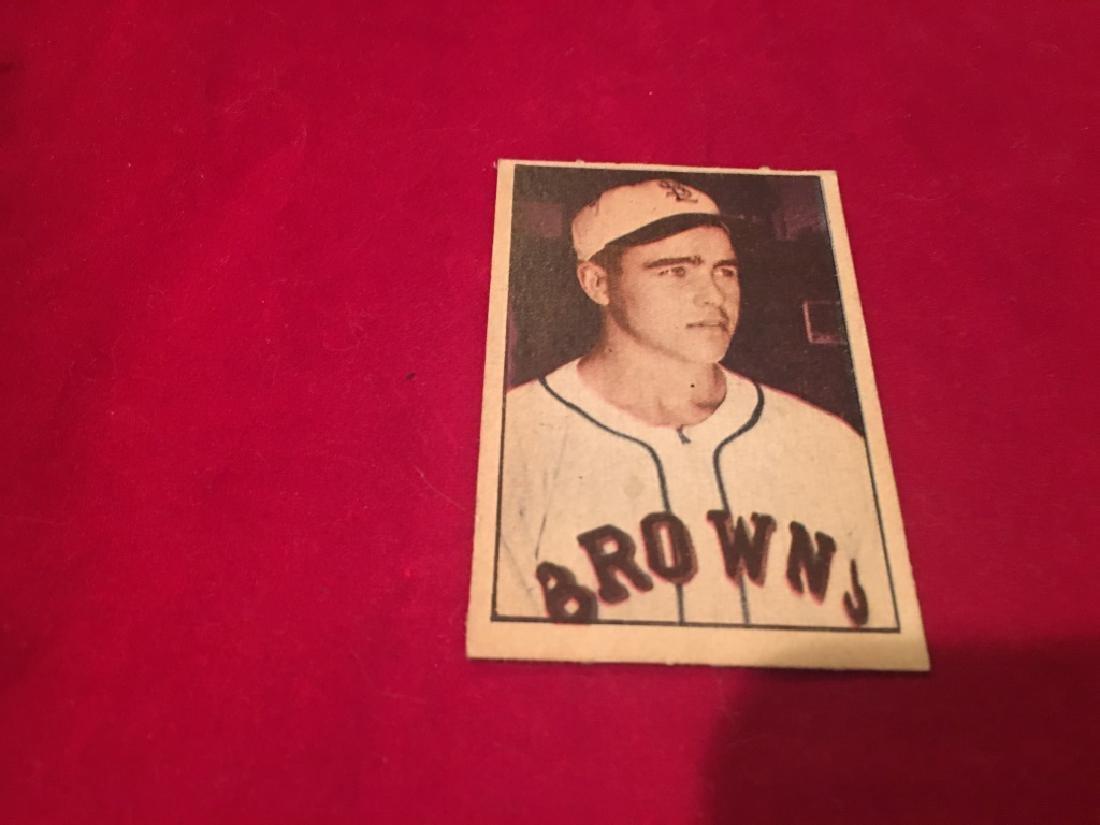 1952 BERK ROSS NED GARVER BROWNS EX-MT