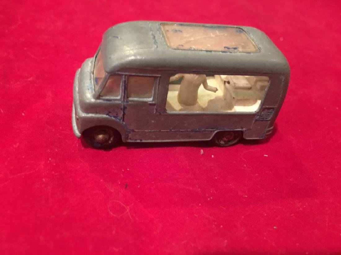 Lesney Commer Ice Cream Canteen Diecast No. 47