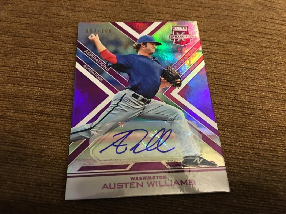 AUSTEN WILLIAMS 2016 Elite Extra Edition RC AUTO