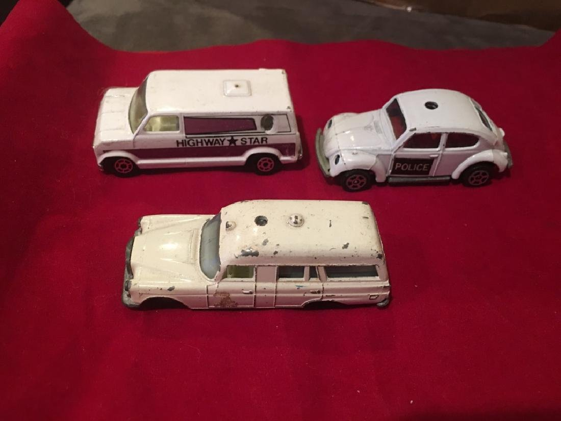 Vintage Lesney and Corgi  Diecast Lot