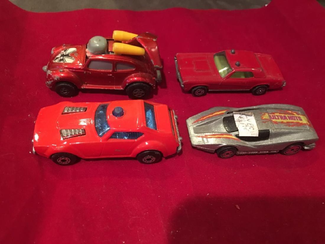 Lesney Vintage Car Lot