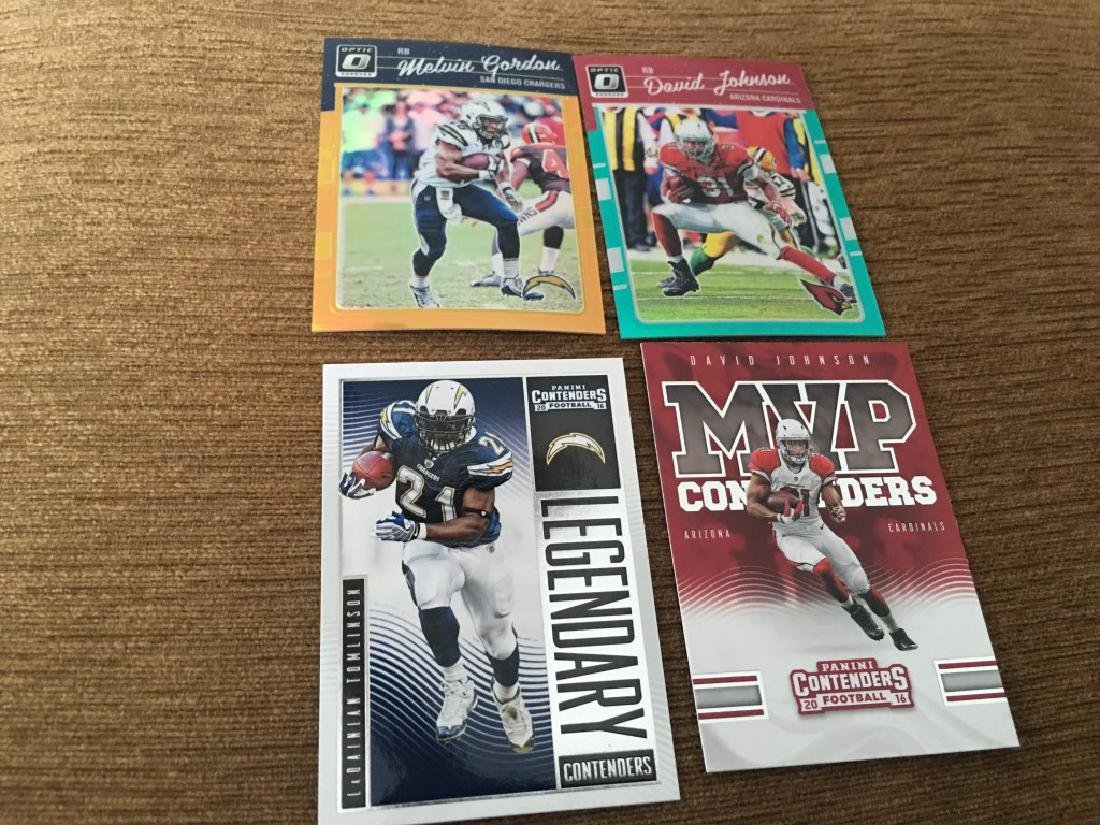 Melvin Gordon David Johnson Optic SP Tomlinson