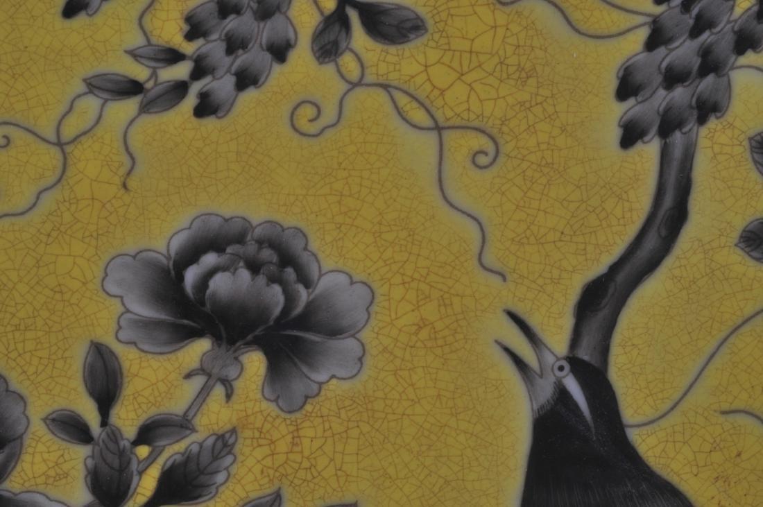 Porcelain plate. China. 20th century. Ta Ya Chai style - 6