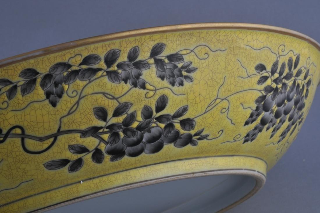 Porcelain plate. China. 20th century. Ta Ya Chai style - 9