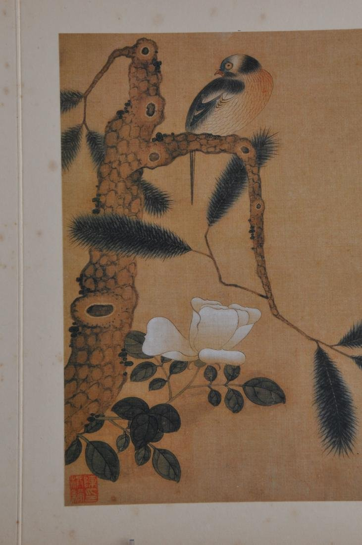 Album of paintings. China. Early 20th century. Ten - 6