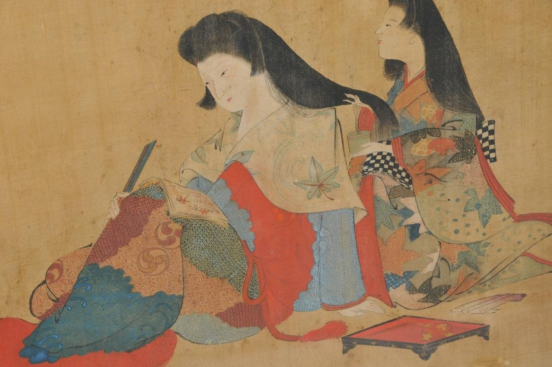 Handscroll. Japan. Dated to the Meiji period - 6