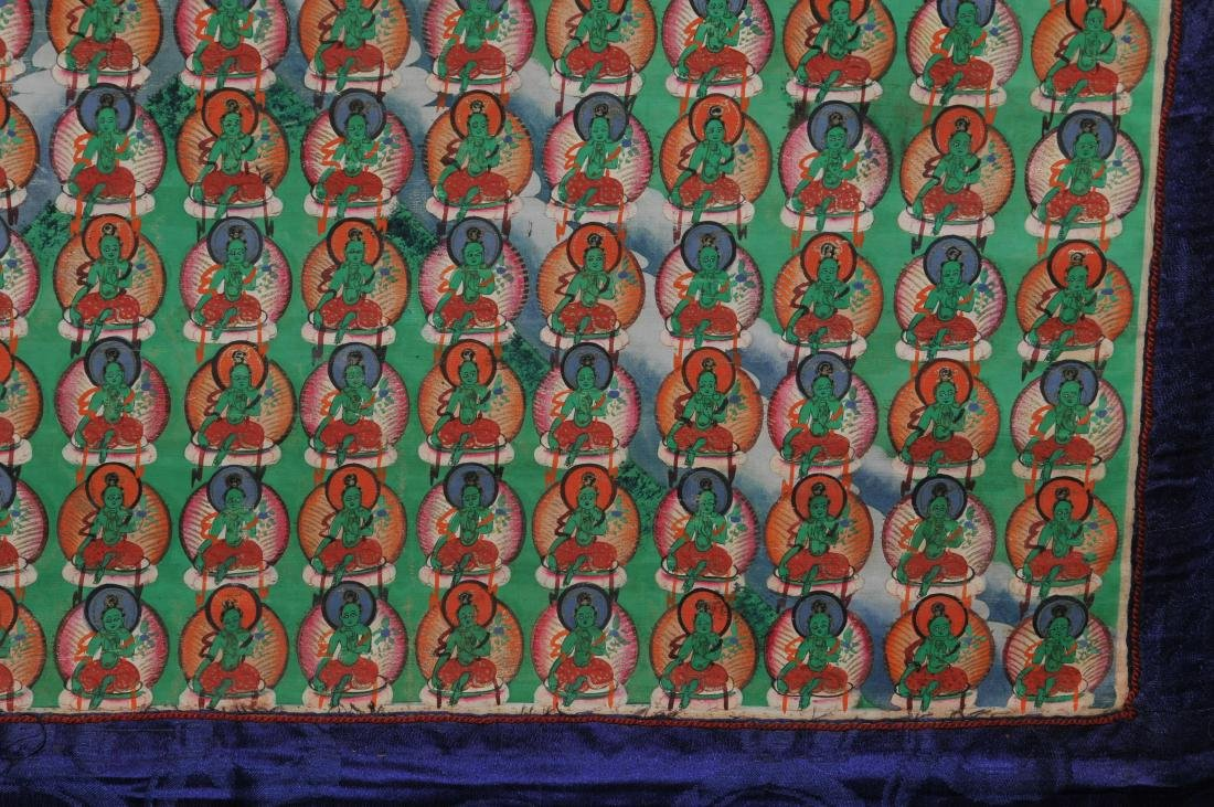 Buddhist Icon. Tibet. First half of the 20th century. - 5
