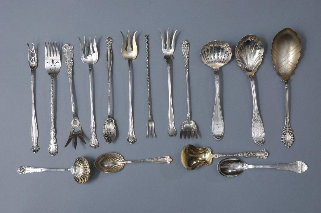 An assortment of mid to late 19th Century American