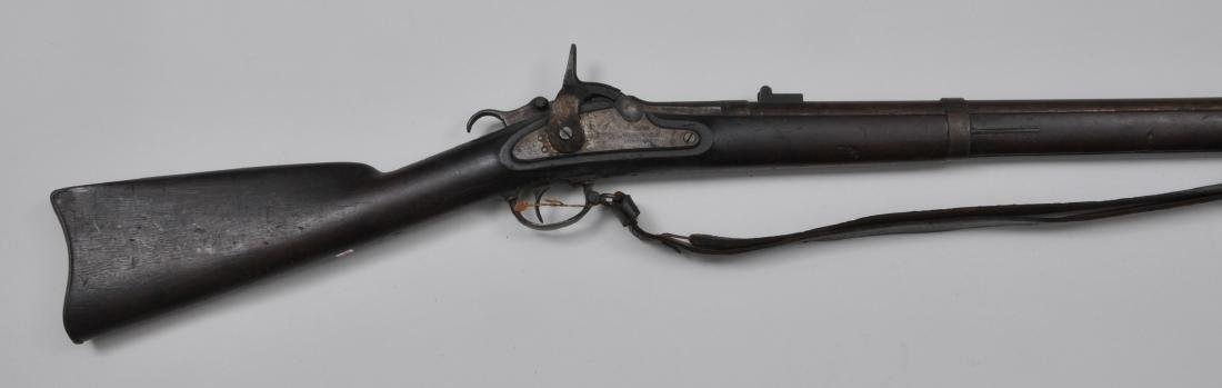 Civil War Parkers Snow & CO. Meriden Conn. musket dated