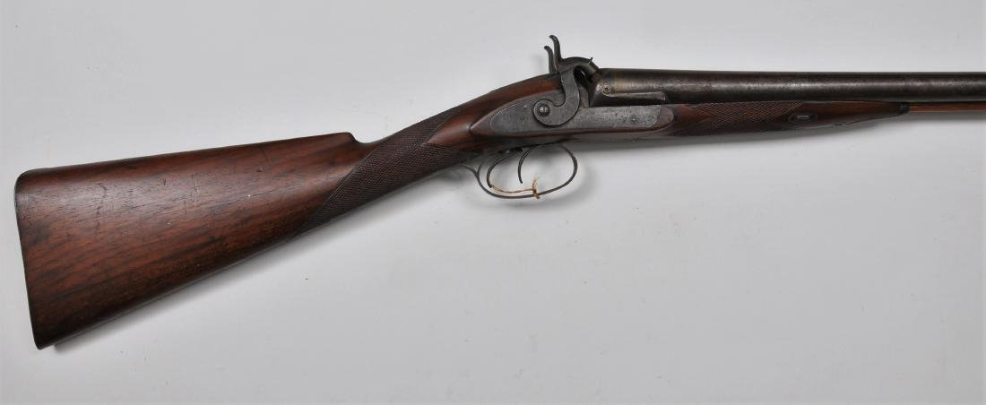 """Westley and Richards percussion Shotgun Double 29-7/16"""""""