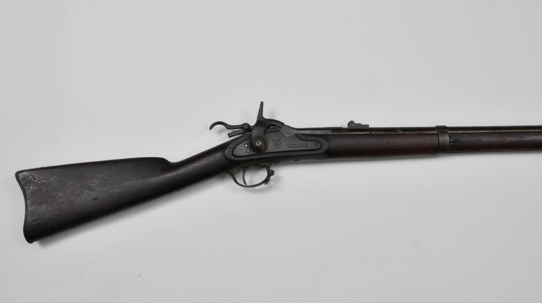 Civil War Savage R.F.A. & CO. Middletown Ct. musket