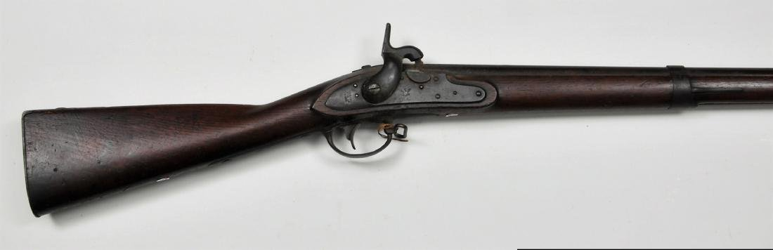 Model 1816 III / 1822 Springfield Musket dated 1838.