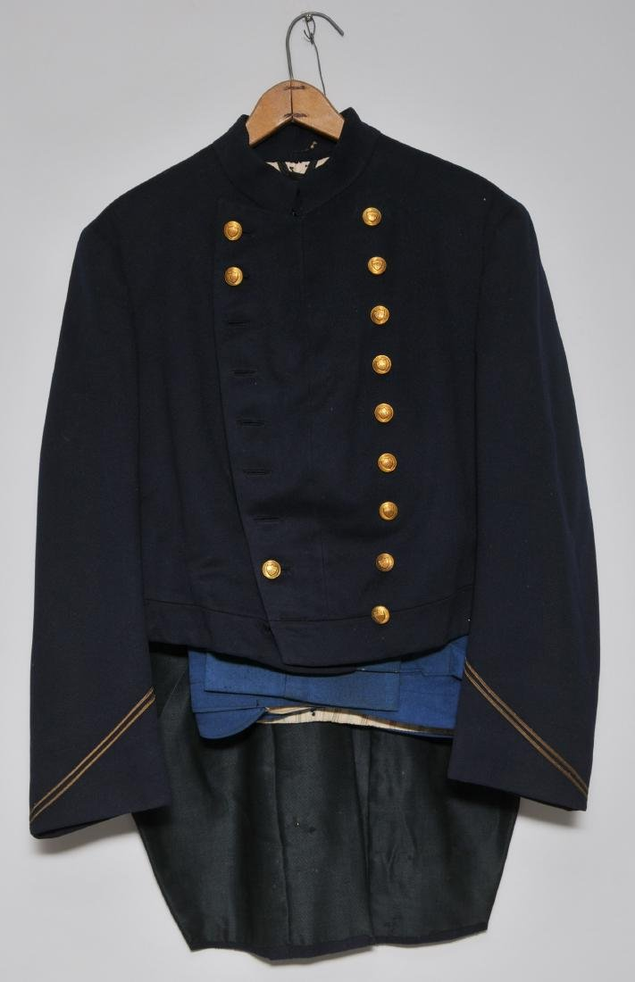 Late 19th/20th century School Militia Cadets teal